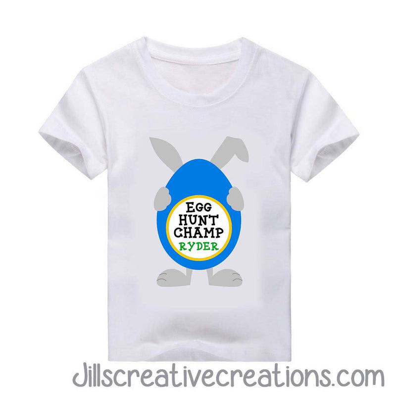 Easter Egg Champ Shirt