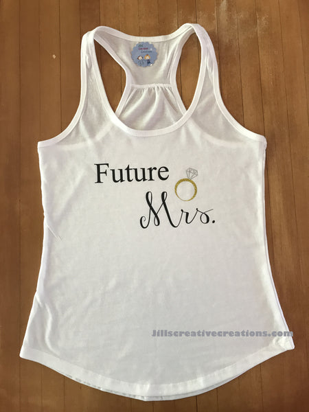 Future Mrs. Tank Top