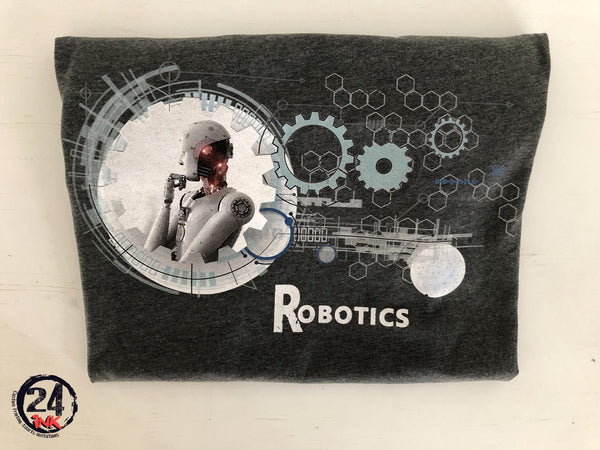 Robotics club t-shirt