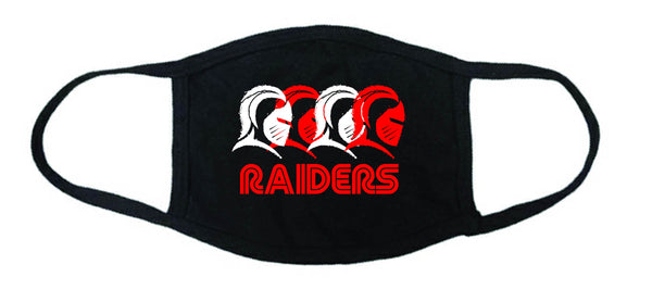Adult Raiders Head face mask, Masks
