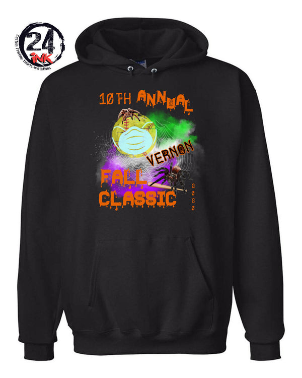Fall Classic Hooded Sweatshirt