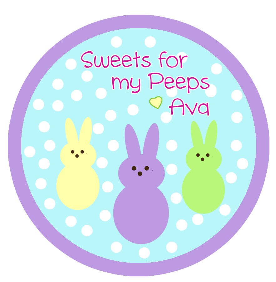 Easter gift tags jills creative creations negle Image collections
