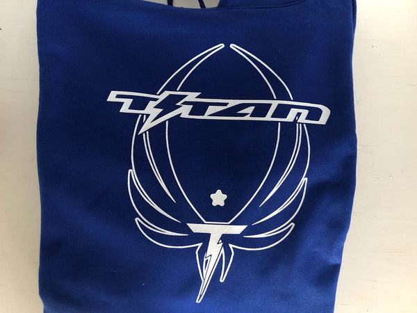 Titan Wing Outline T-Shirt