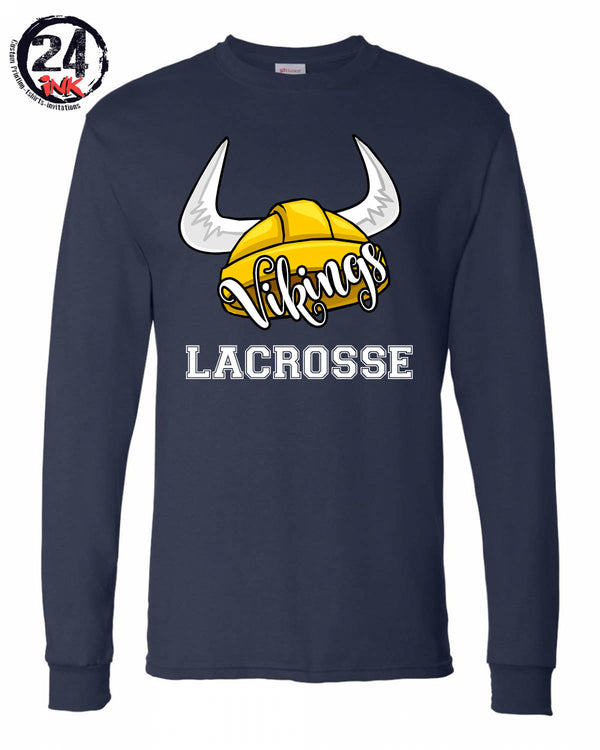 Vikings Lacrosse Shirt
