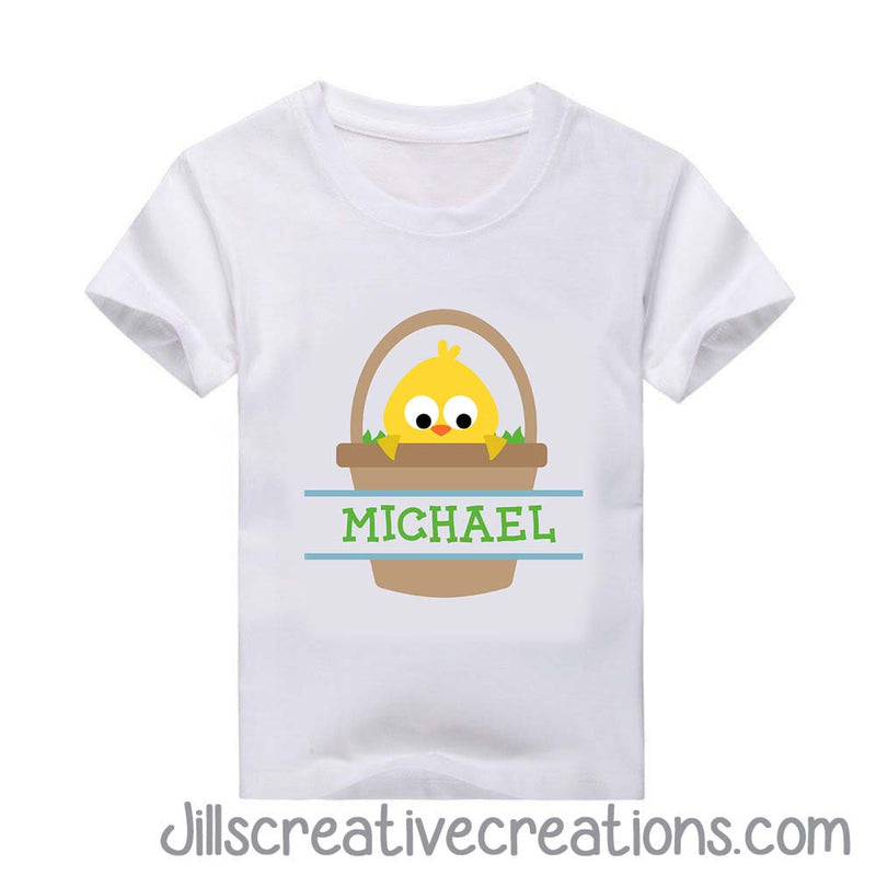 Personalized Easter Shirt
