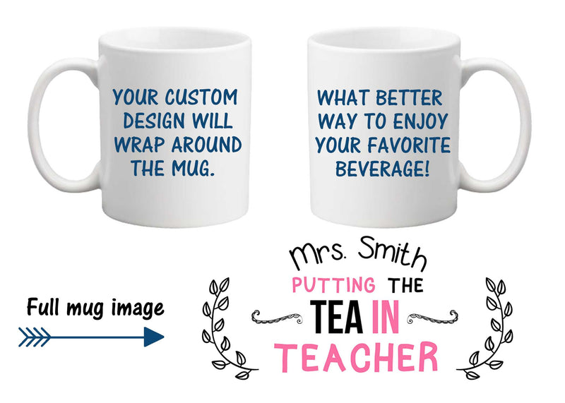 Teacher Tea Mug