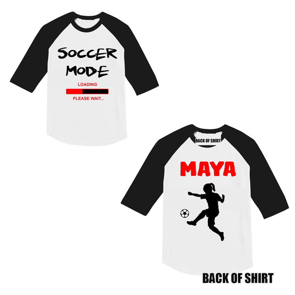 Soccer Mode Shirt