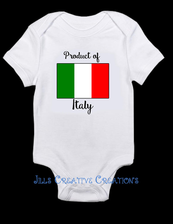 Product of Italy Bodysuit