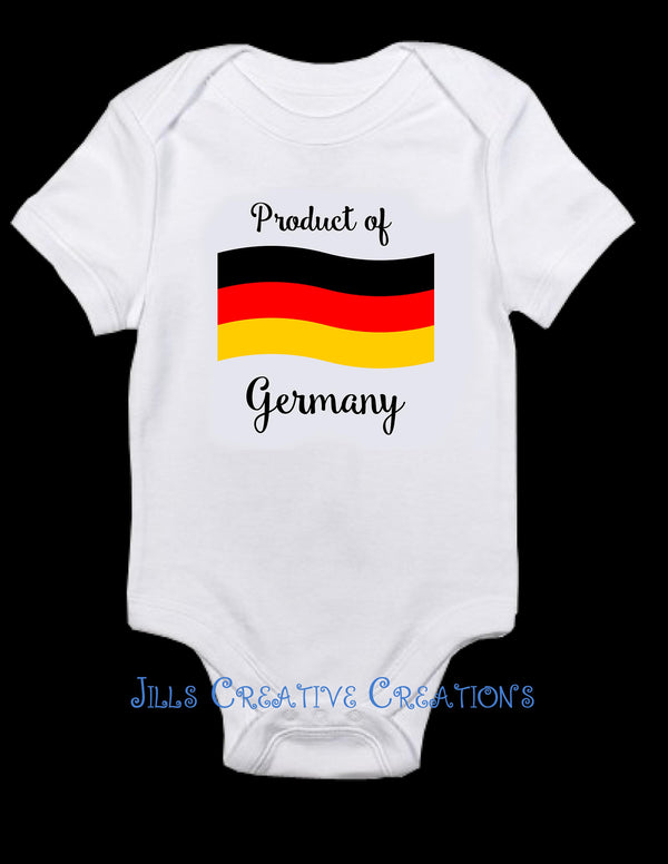 Product of Germany Bodysuit
