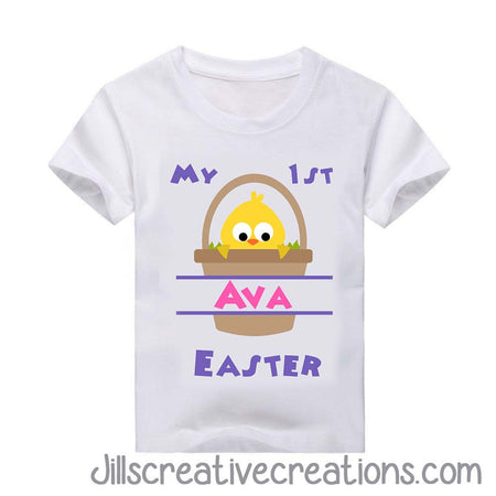 My first Easter Shirt