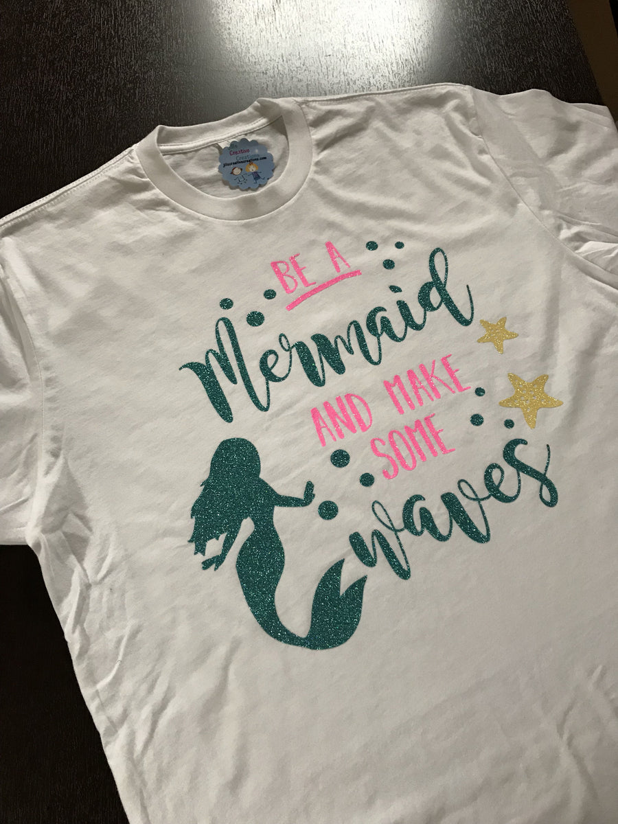 Mermaid, Be a mermaid and make some waves