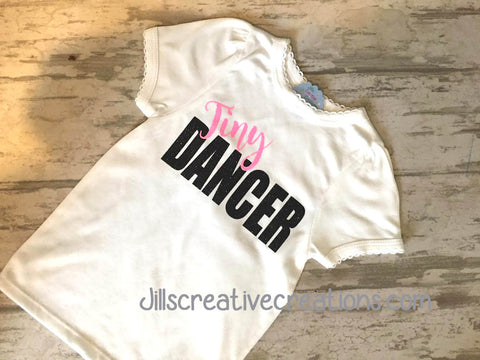 Tiny Dancer T-shirt, Ready to ship