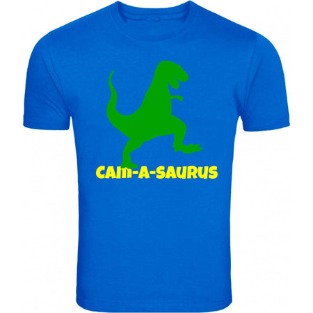 Dinosaur Personalized T-Shirt, T-Rex