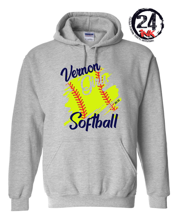 Vernon girls softball Sweatshirt