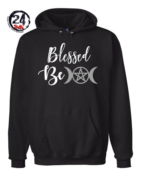 Blessed Be Hooded Sweatshirt
