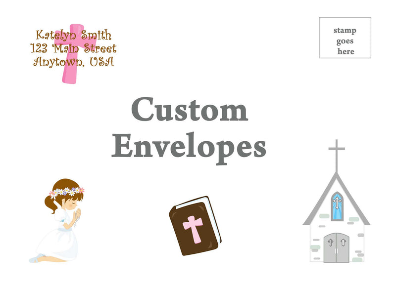 Communion Envelopes