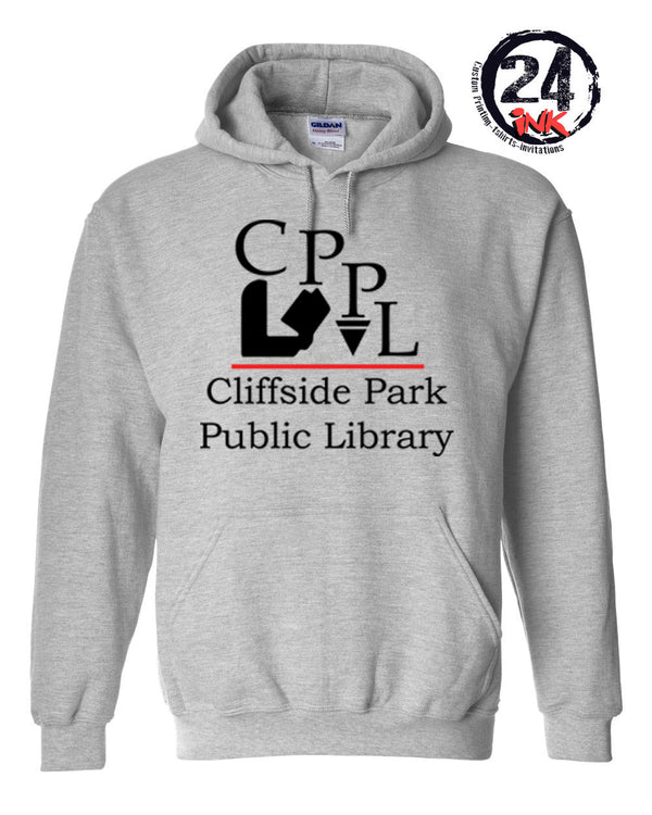 Cliffside Park Library sweatshirt, Business