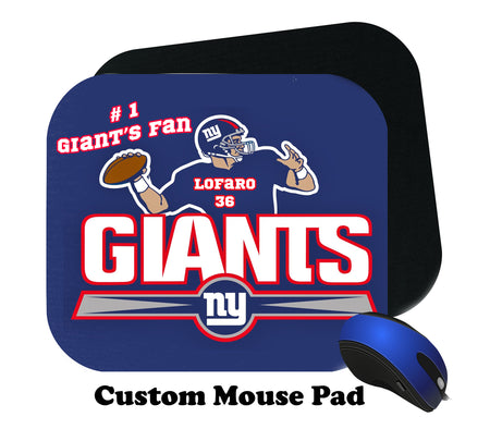 Giants Mousepad