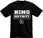 Ring Security T-shirt, Wedding