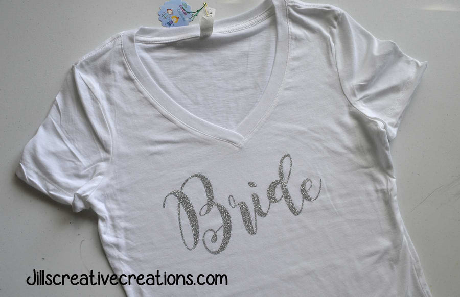 Bride Squad T-Shirt