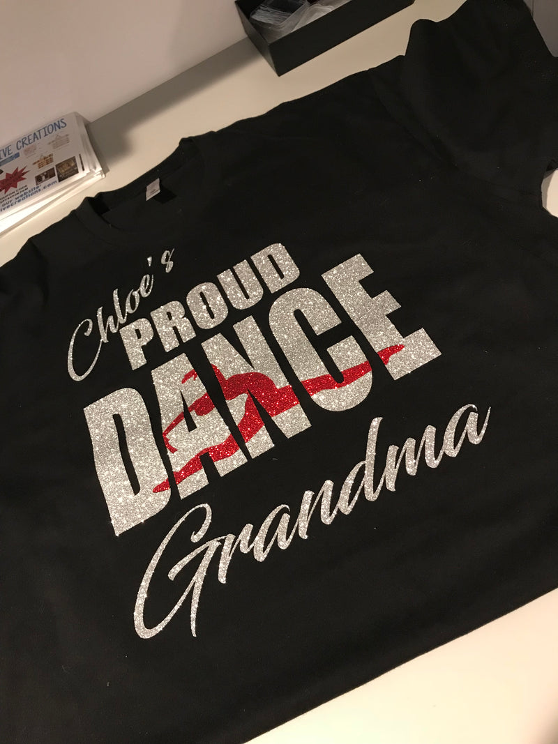 Dance Grandma T-Shirt