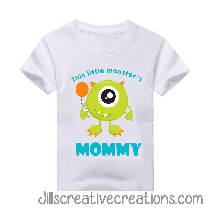 Monster Brother T Shirt