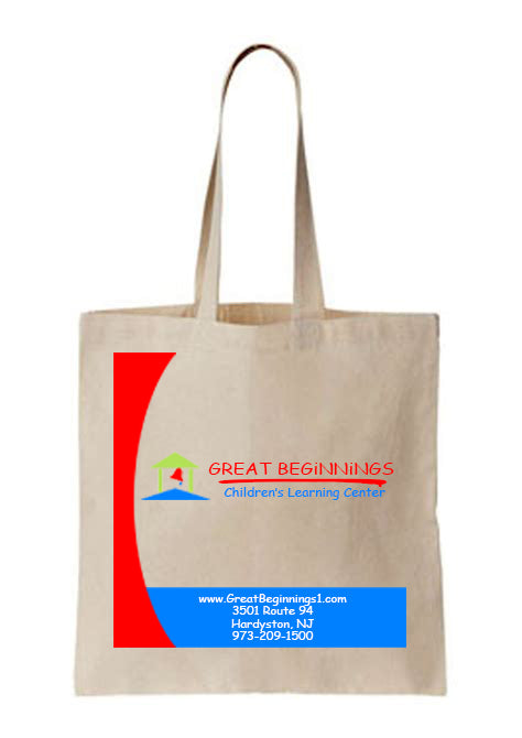Great Beginnings Tote Bag
