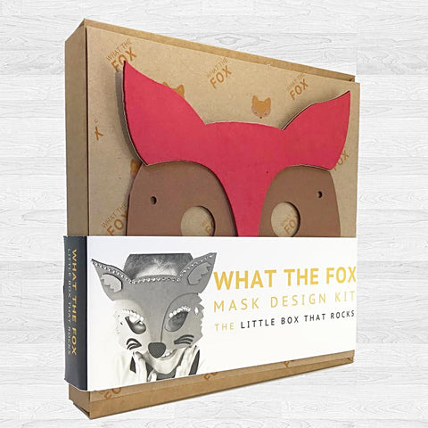 What the Fox Activity Kit Bazinga Shop