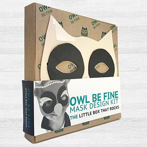 Owl Be Fine Activity Kit Bazinga Shop