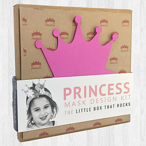 Princess Crown Activity Kit Bazinga Shop