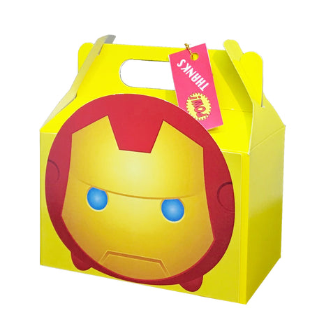 Iron Man Party Pack Bazinga Shop