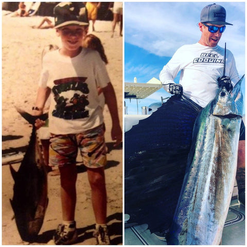 reel coquina Fishing Charters st pete