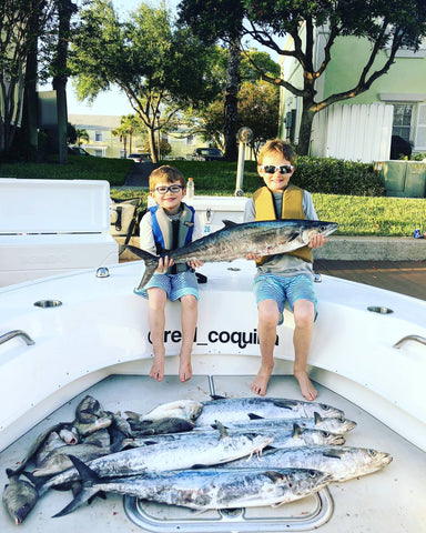 family friendly fishing charter in st petersburg