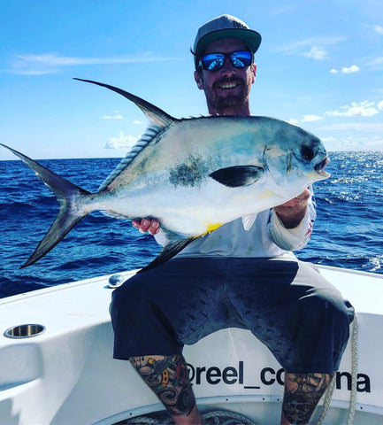 african pompano fishing gulf of mexico