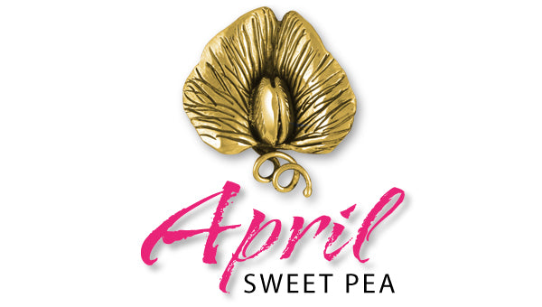 April Birth Flower Jewelry