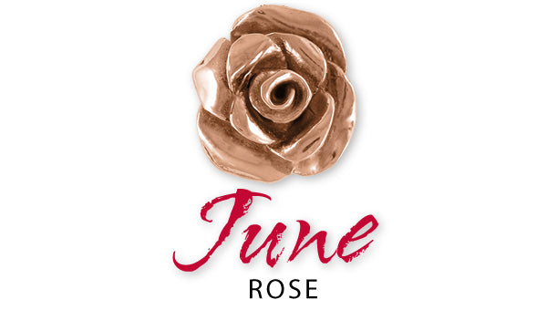 June birth flower jewelry rose