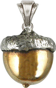 acorn charms and acorn jewelry