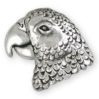African Grey Parrot Jewelry