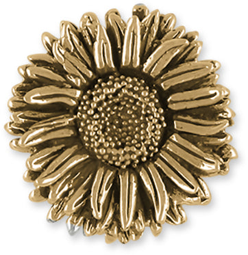 aster flower jewelry and charms