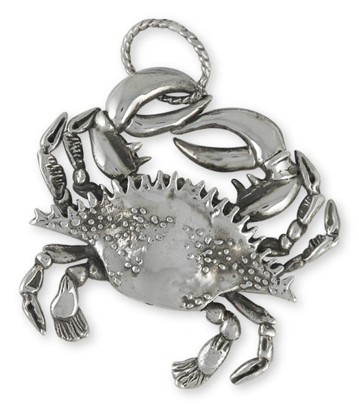 Crab Charms And Crab Jewelry