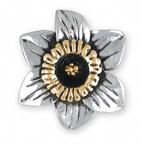 daffodil jewelry and charms