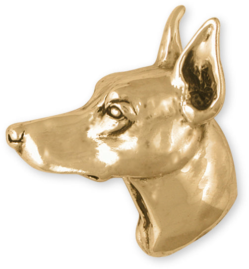 doberman jewelry and doberman charms