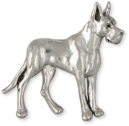 Great Dane Charms And Jewelry