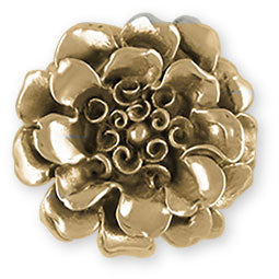 marigold charms and marigold flower jewelry