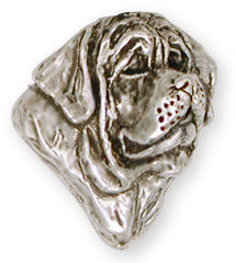 Mastiff Charms And Mastiff Jewelry