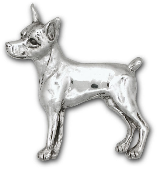min pin charms and miniature pinscher jewelry