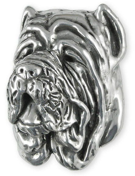 neapolitan mastiff jewelry