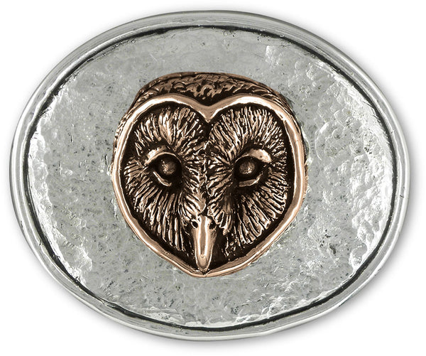mens belt buckles owl belt buckle