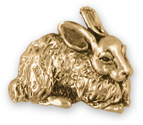 rabbit jewelry and charms in silver and gold by esquivel and fees
