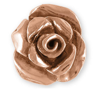Rose jewelry and rose charms